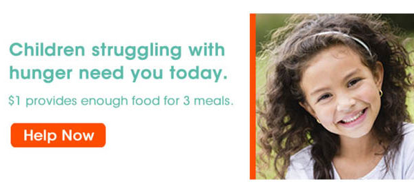 1 in 5 children in Montana struggle with hunger. You can help.
